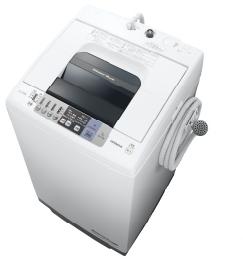 日立 全自動洗濯機 7.0kg  NW70BW